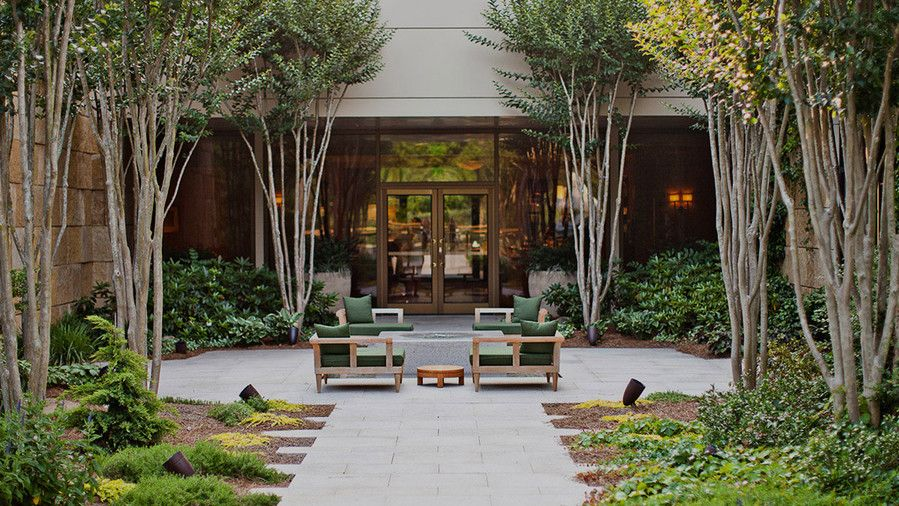ザ Umstead Hotel and Spa