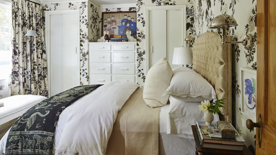 شون Smith New Orleans Ranch Girl's Guest Bedroom