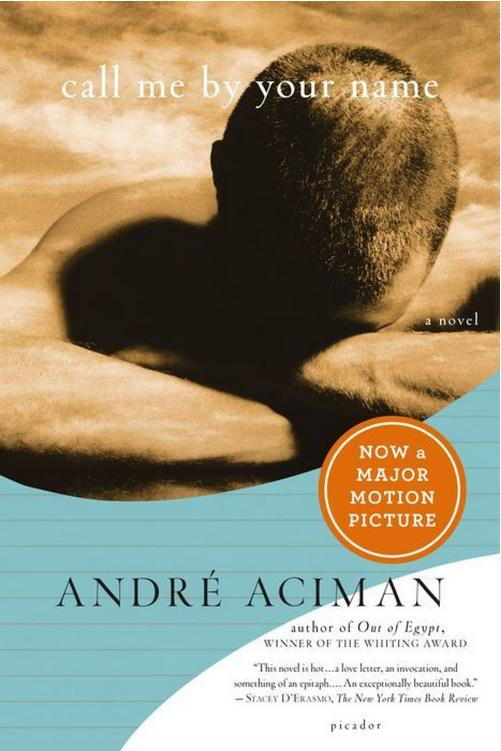 Opkald Me by Your Name by Andre Aciman