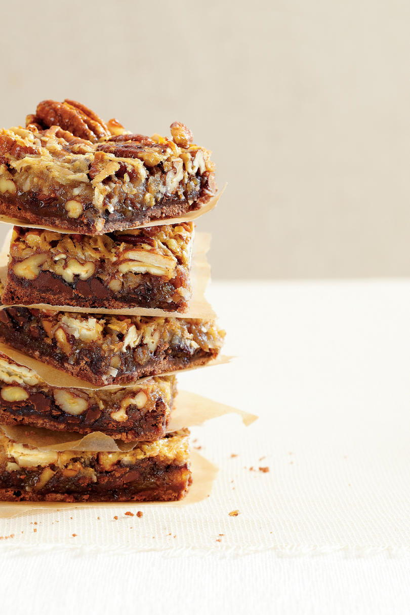 Němec Chocolate-Pecan Pie Bars