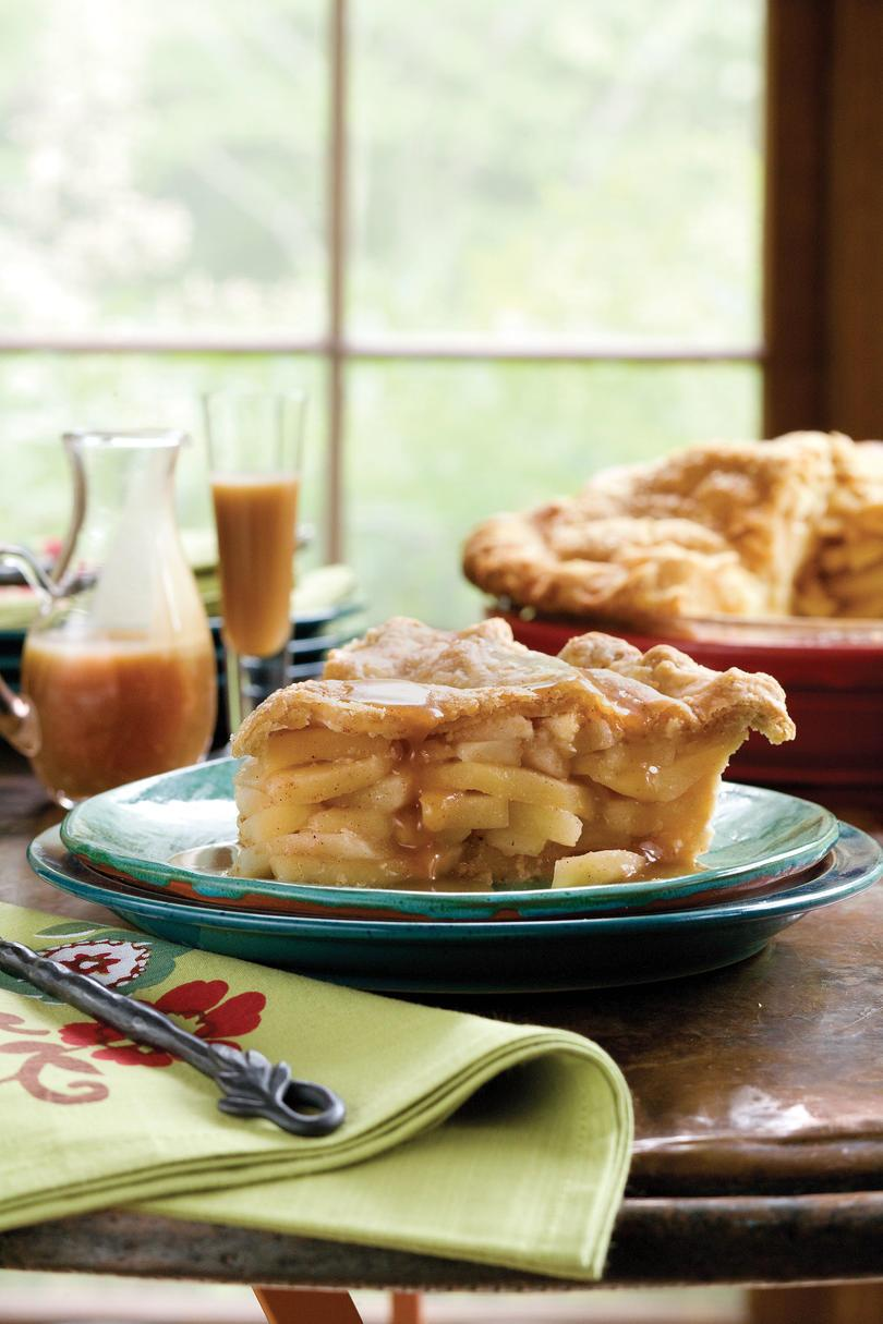 Dvojnásobek Apple Pie with Cornmeal Crust