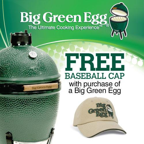 Jage for the Big Green Egg