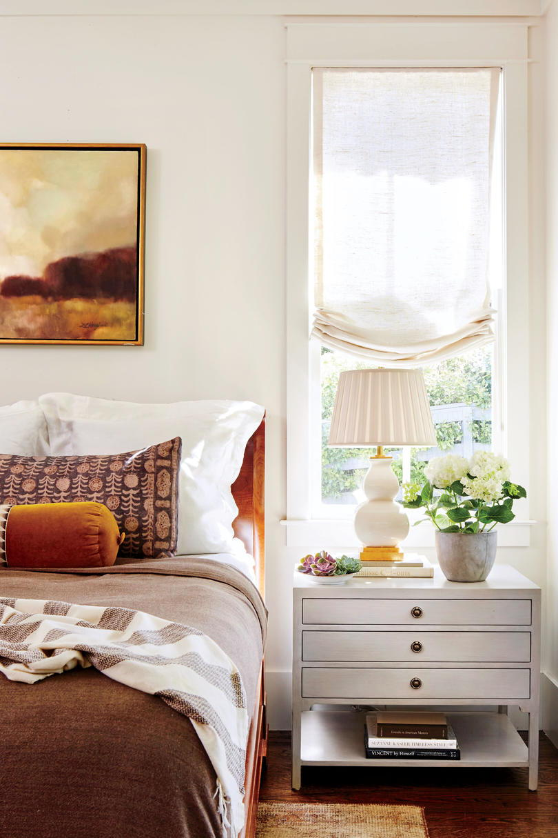 آنا Braund White Cottage Bedroom