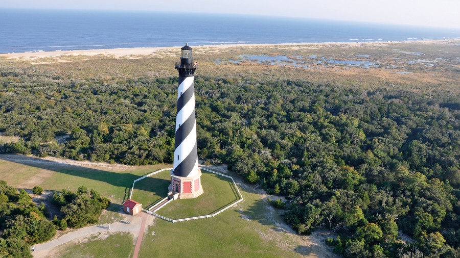 Хатерас Island, North Carolina