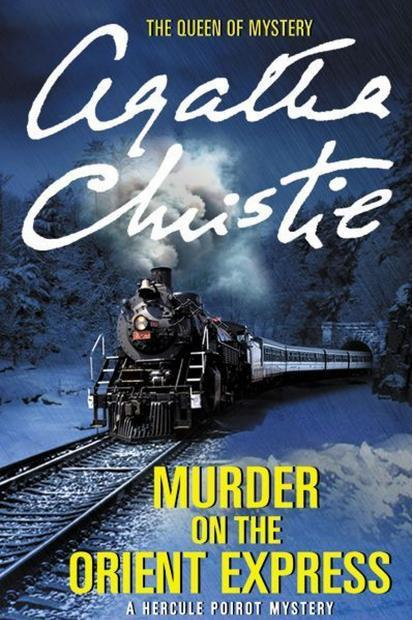 Mord on the Orient Express by Agatha Christie