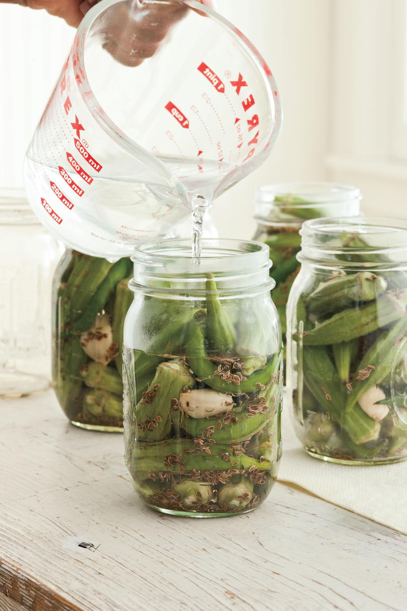 Trin 2: Pack Jars