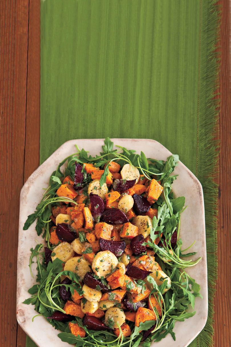 مشوي Root Vegetable Salad