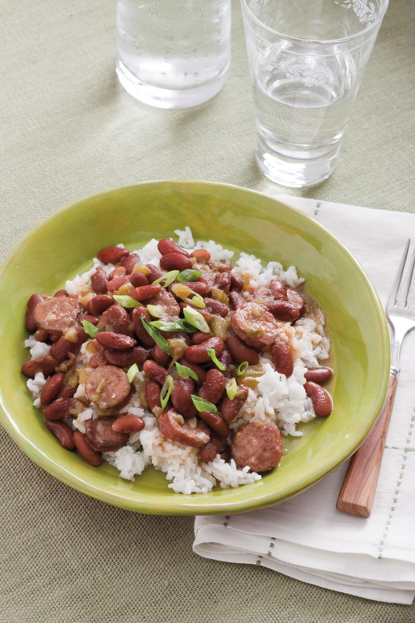 Estufa Red Beans and Rice