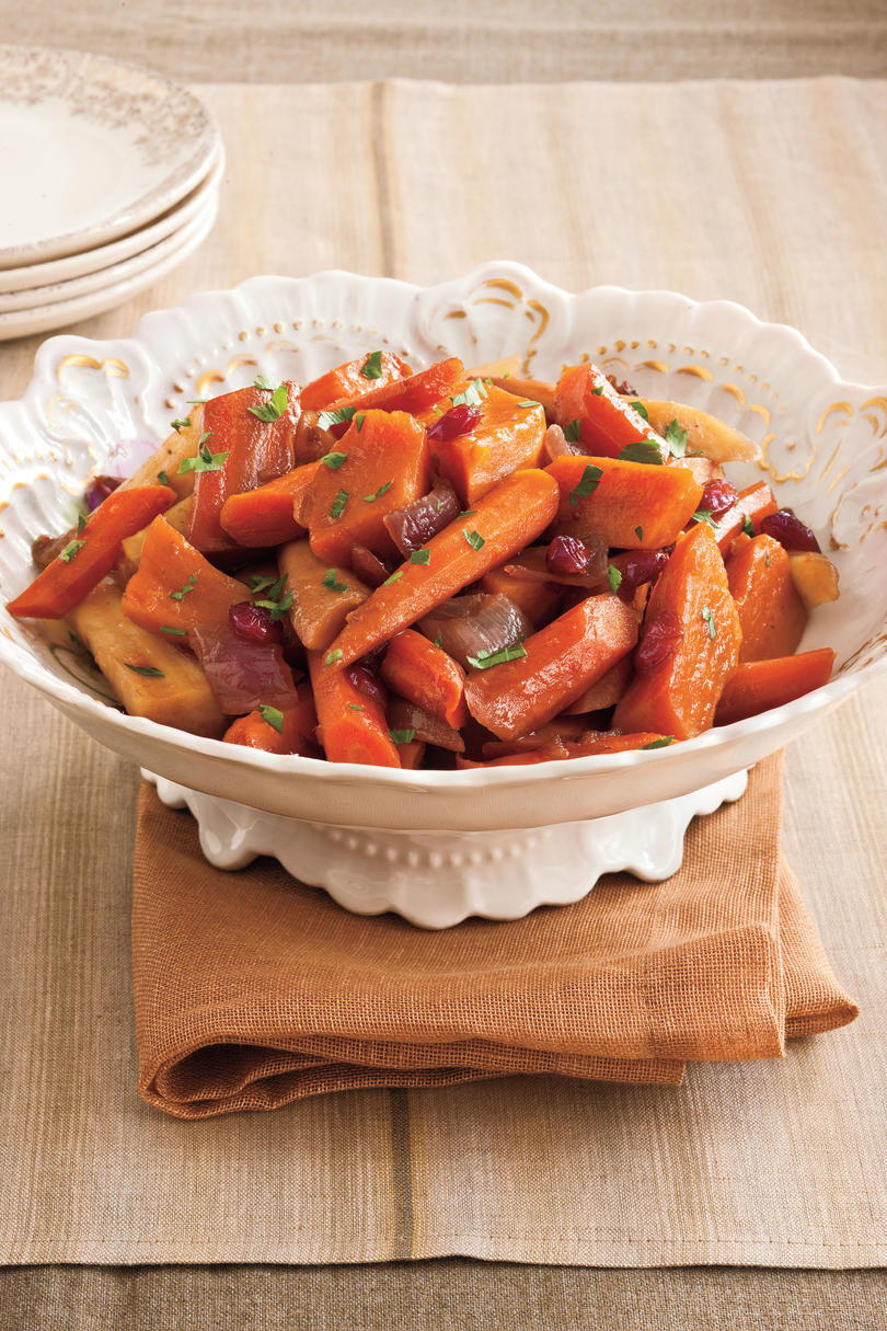 بطيئة طباخ Balsamic Root Vegetables