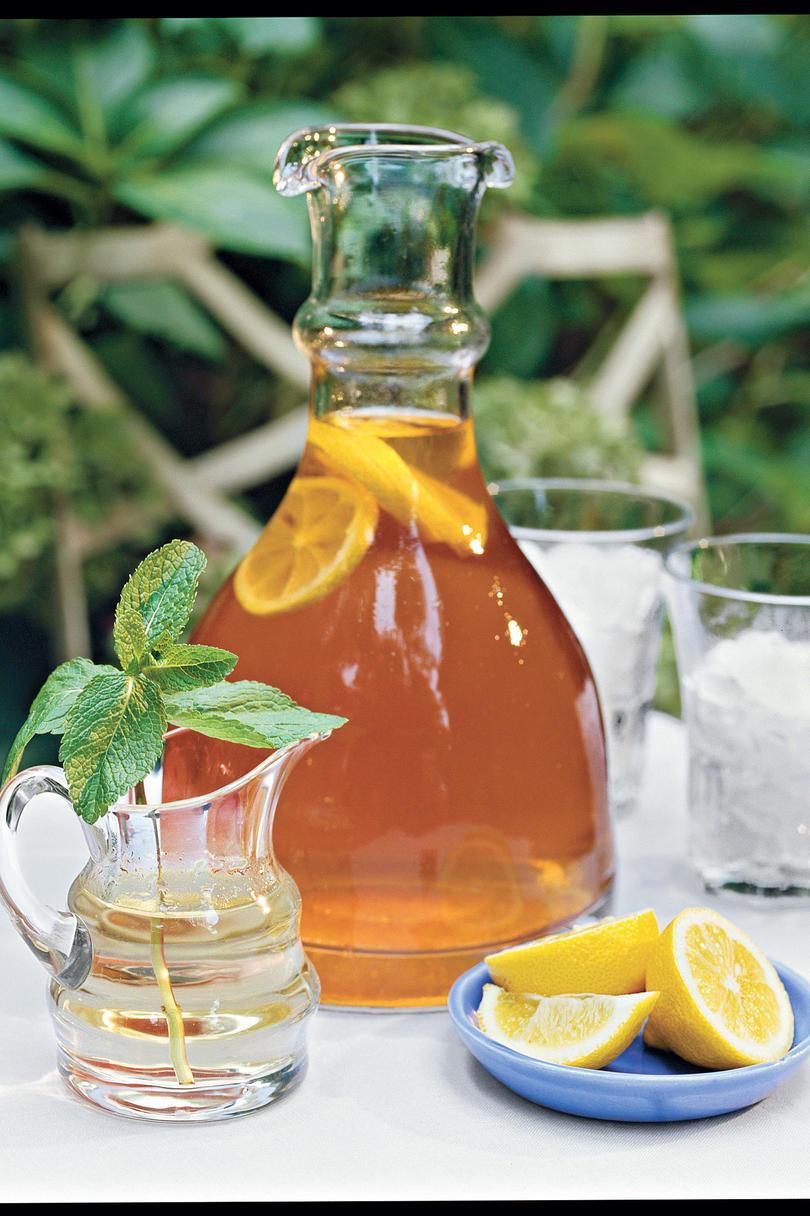 父's Day Recipe Ideas: Marian's Iced Tea