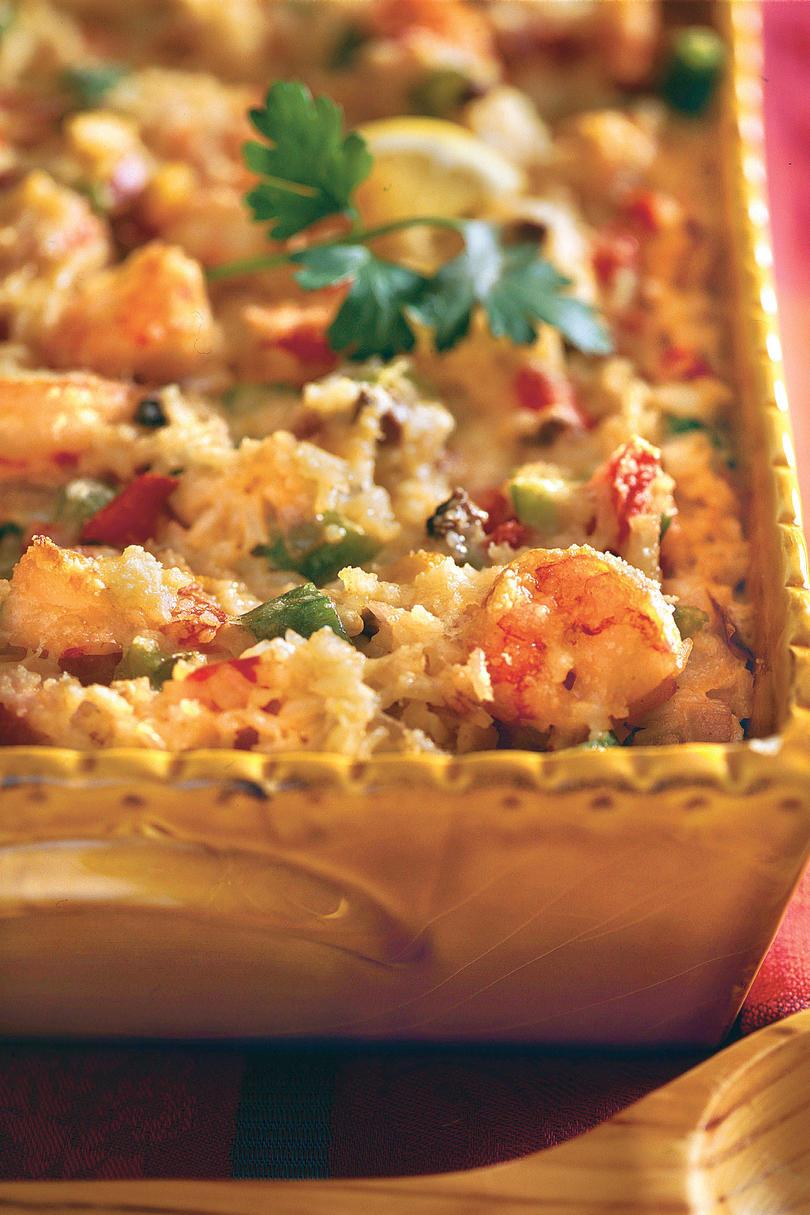 ケイジャン Shrimp Casserole Recipes