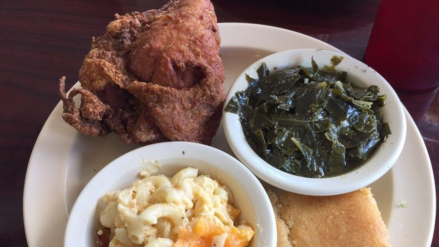 Georgia: GG's Southern Kitchen