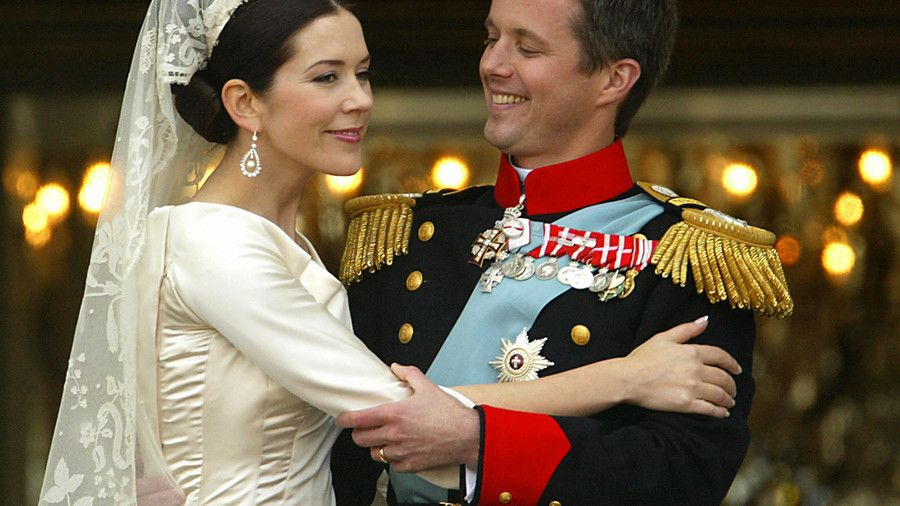 Prins Frederik of Denmark and Mary Donaldson