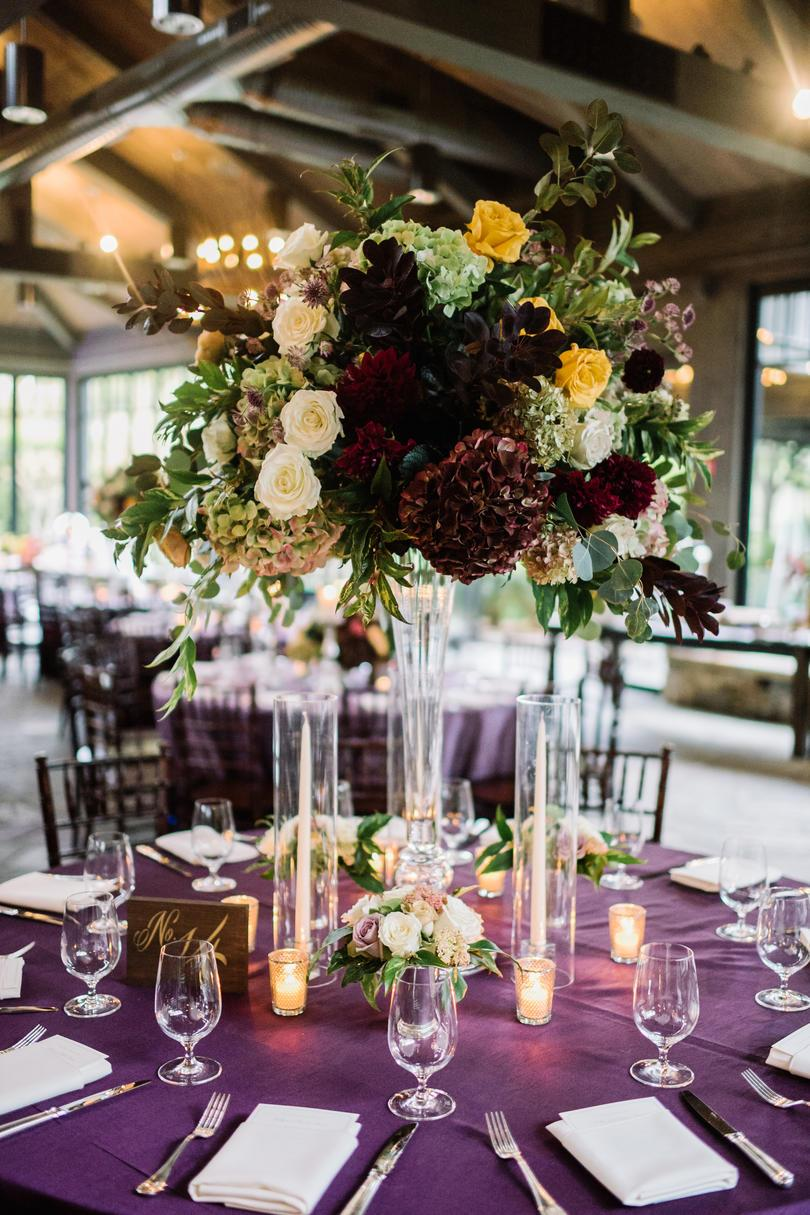 perle Toned Tablescape