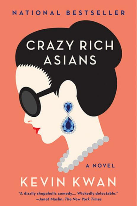 Helt vildt Rich Asians by Kevin Kwan