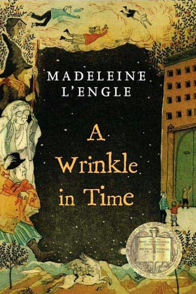 EN Wrinkle in Time by Madeleine L'Engle