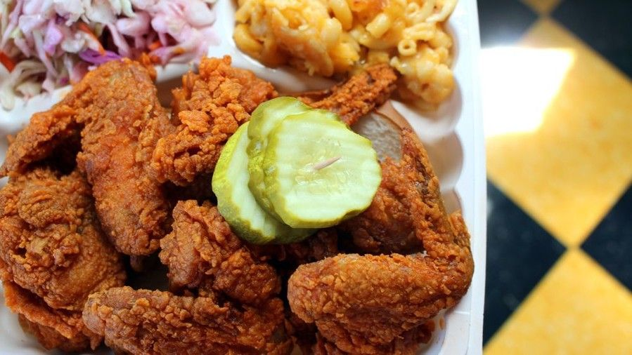 Ohio: Hot Chicken Takeover