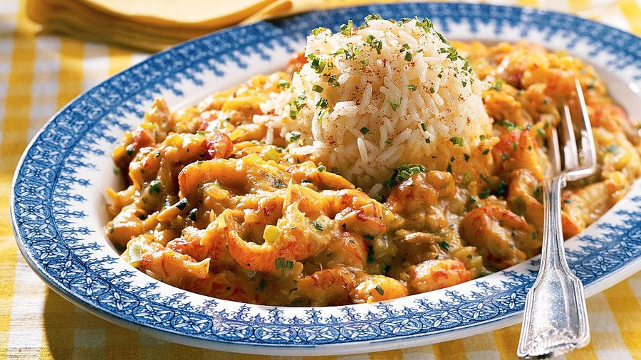 ケイジャン Recipes: Crawfish Etouffee