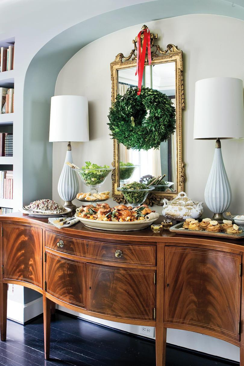 Vánoce Decorating Ideas: Family Heirlooms