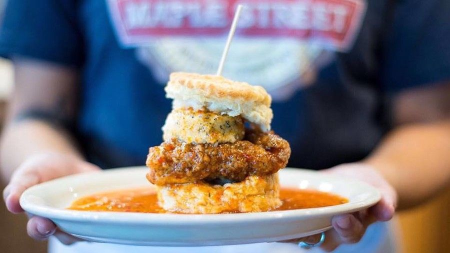 Tennesse: Maple Street Biscuit Company