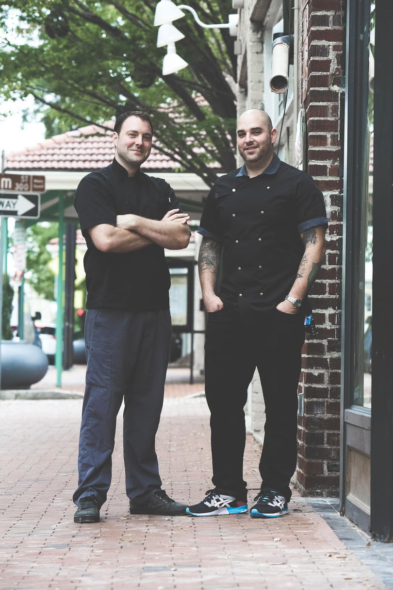 Ny Chefs in Downtown Raleigh