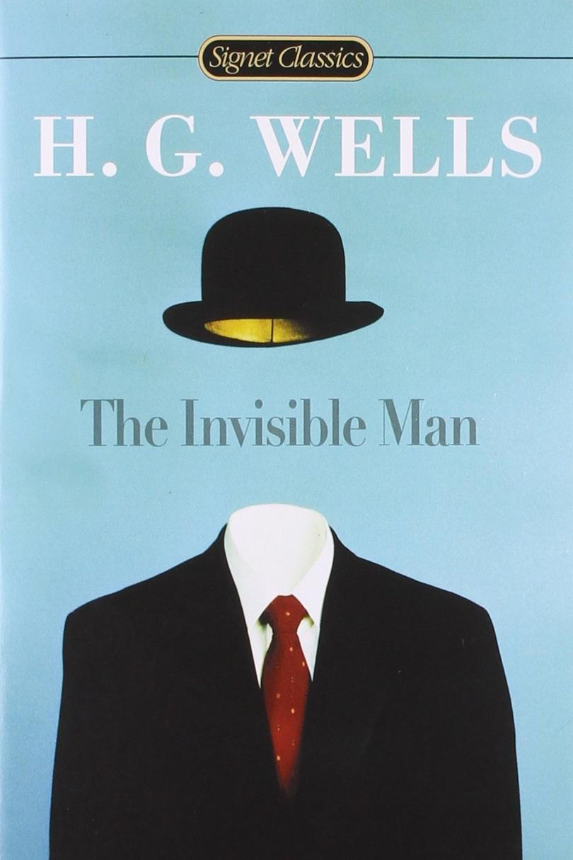 Det Invisible Man by H.G. Wells