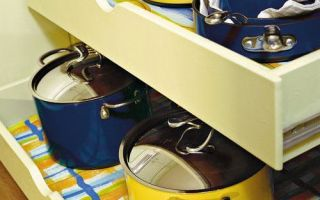 Съхранение & Стъкло Рафт Рафт проект Как да