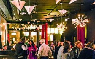 Milujeme: Bar Collins v Birminghamu
