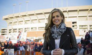 Syv Spørgsmål med ESPNs Samantha Ponder
