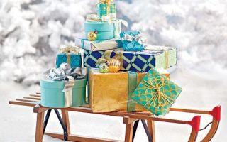 Průvodce pro sváteční dárky pro rok 2014