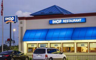 IHOPはハロウィンに寄付されていますが、キャッチがあります