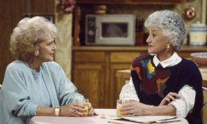 22 Times Dorothy vypnout Rose a Blanche na Zlaté dívky