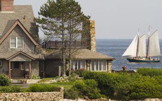 Jenna Bush Hager sdílí fotky Bush Family Vacation v Maine