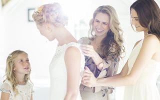 7 طرق للحفاظ على العروس الهدوء في يوم زفافها