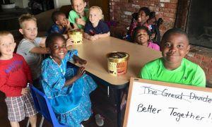 Los niños de Louisiana proponen un nuevo nombre para el popular sabor del helado Blue Bell