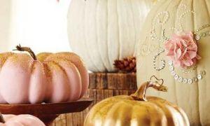 20 utrolige måder at dekorere med græskar i efteråret