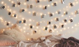 12 начина да използвате вашите коледни светлини през лятото