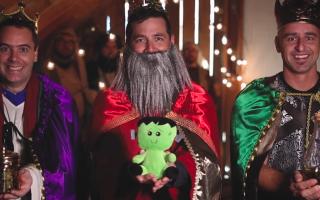 """Denne """"jul ifølge børn"""" kan være den sjældne ting på internettet"""