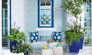 Pequeños porches y patios que nos brindan una gran inspiración