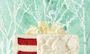 Dovolená dort Ideas Perfektní pro vaši kancelář Vánoční strana