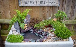 あなたの恐竜公園にあなたの部屋を作る