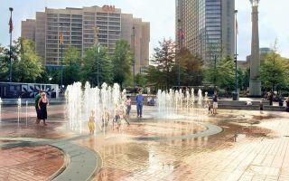 Атланта за семейства
