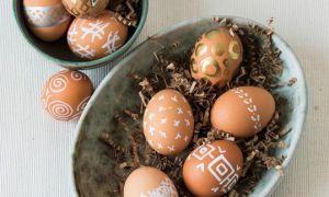 21 بيضة عيد الفصح الأفكار DIY التي هي أوه ، حتى لطيف وسهل