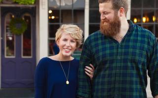 Ben a Erin Napier je mateřská škola pro dítě Helen je útulná krajina dokonalost