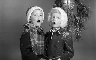 Ved du, hvad den ældste jul Carol er?