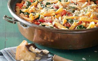 Quick-Fix Pasta Suppers