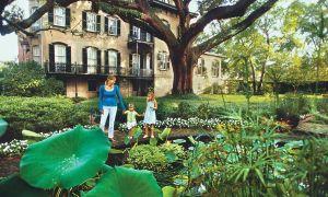 Secretos del distrito histórico de Savannah