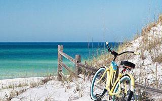 Rozpočet víkendový výlet na pláž Santa Rosa na Floridě