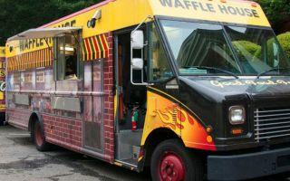 Waffle House's New Food Truck er hvad enhver sydlig fest har brug for