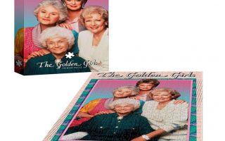 'Golden Girls' Jigsaw Puzzle er nu tilgængelig på Amazon